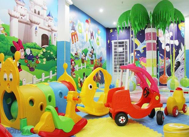 khu vui chơi cho trẻ Bcons miền Đông