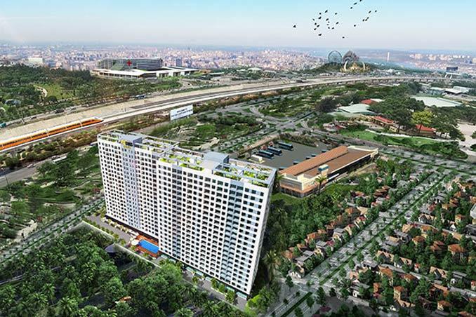 Dự án Bcons Hòa Bình căn hộ cao cấp có vị trí đẹp giá gốc từ chủ đầu tư