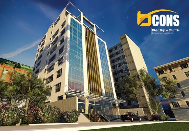 Giới thiệu về công ty Địa Ốc BCONS