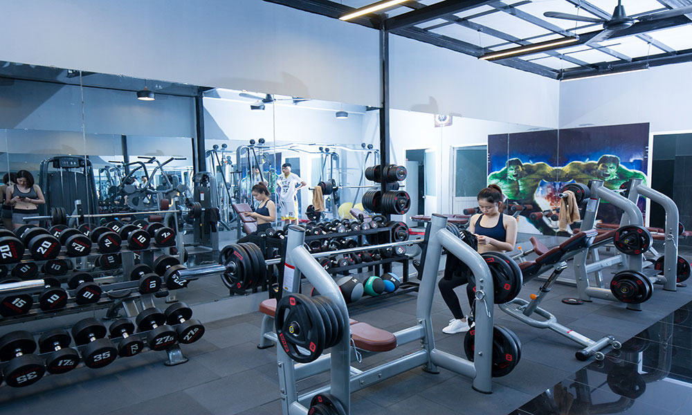 Phòng Tập Gym Bcons Bee