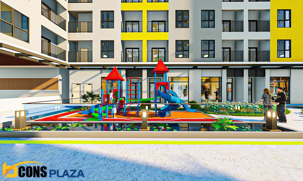 Khu Vui Chơi Bcons Plaza