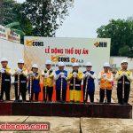 Khởi Công Xây Dựng Dự án Và Khai Trương Khu Căn Hộ Bcons Sala
