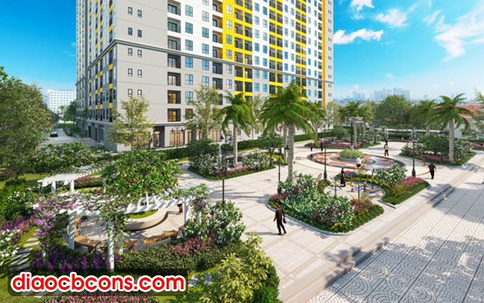 Bcons Plaza Dang La Du An Duoc Nguoi Mua Nha Tim Kiem